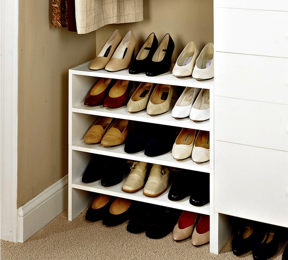 Sample Custom Made Shoe Rack 2 Image