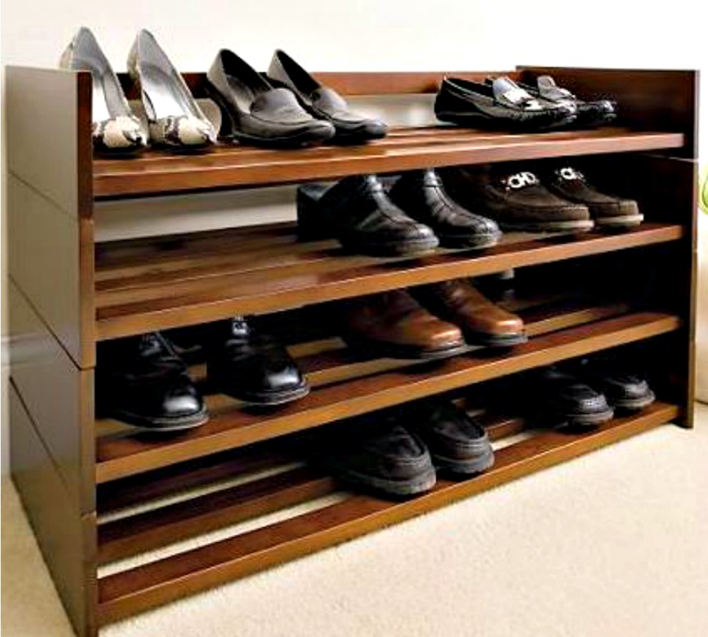 Sample Custom Made Shoe Rack 3 Image